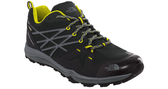 The North Face Hedgehog Fastpack Lite GTX Shoes Men dark shadow grey/sulphur spring green